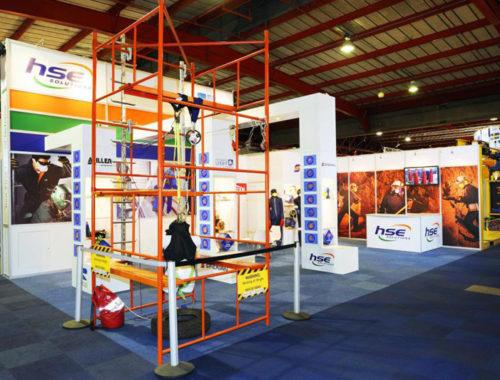RedAnt Design aluminium system exhibition stand