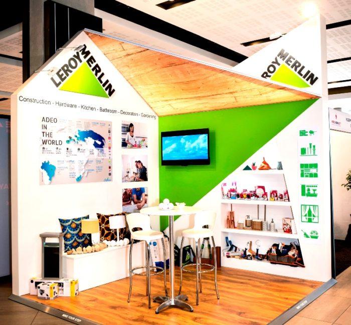 RedAnt Design Custom Built Exhibition Stand